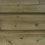Bardage Sapin du Nord Classic profil Moutiers ép.18mm larg.(utile) 132mm long.3,00m - Tuile à douille GALLO-ROMANE GR13 diam.120mm coloris silvacane littoral - Gedimat.fr