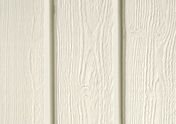 Bardage Sapin du Nord Extra profil Ontario2 ép.19mm larg.(utile) 122mm long.2,95m Blanc - Bardage en ciment composite HardiePlank Long.3,60m, 8 x 150 mm utile (180 mm hors tout) - Gedimat.fr