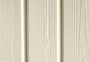 Bardage Sapin du Nord Extra profil Ontario2 ép.19mm larg.(utile) 122mm long.2,95m Blanc Perle - Clins - Bardages - Bois & Panneaux - GEDIMAT