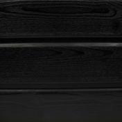 Bardage Sapin du Nord Idéo profil Biseau ép.22mm larg.(utile) 122mm long.2,95m Noir Onyx - Pavage PROVENÇAL martelé ép.6cm multiformat coloris titane - Gedimat.fr