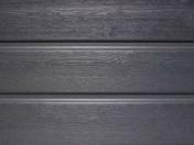 Bardage Sapin du Nord Métal profil Ontario2 ép.19mm larg.(utile) 122mm long.2,95m Gris Métal - Bois Massif Abouté (BMA) Sapin/Epicéa non traité section 45x200 long.12m - Gedimat.fr
