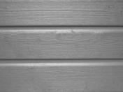 Bardage Sapin du Nord Métal profil Ontario2 ép.19mm larg.(utile) 122mm long.2,95m Platinium - Peinture aérosol spéciale radiateur 400ml coloris béton gris satiné - Gedimat.fr