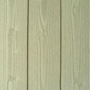 Lambris Sapin du Nord Au Naturel Brossé profil Elégie carrée languette décalée ép.15 larg.135mm long.2,50m Poudre de Vert - Clip à lambris acier galvanisé R3 + pointes boite de 250u - Gedimat.fr