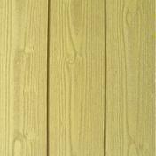 Lambris Sapin du Nord Au Naturel Brossé profil Elégie carrée languette décalée ép.15 larg.135mm long.2,50m Pollen - Clip à lambris acier galvanisé R3 + pointes boite de 250u - Gedimat.fr