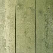 Lambris Sapin du Nord Métal profil Elégie carrée languette décalée ép.15 larg.135mm long.2,50m Vert Givré - Faïence mate DOWNTOWN larg.25cm long.60cm coloris union square - Gedimat.fr