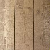 Lambris Sapin du Nord Métal profil Elégie carrée languette décalée ép.15 larg.135mm long.2,50m Brun Mordoré - Doublage isolant plâtre + polystyrène PREGYSTYRENE TH32 PV ép.10+90mm larg.1,20m long.2,60m - Gedimat.fr