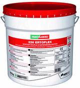 Mortier souple d'imperméabilisation pour cuvelage & réservoir d'eau potable 226 ERTOFLEX GRIS seau de 15kg - Ciments - Chaux - Mortiers - Matériaux & Construction - GEDIMAT