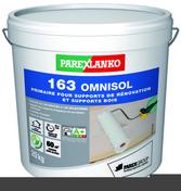 Primaire d'accrochage OMNISOL 163 seau 20kg - Enduit de parement minéral manuel épais à la chaux aérienne WEBER.CAL PF sac 25 kg Ocre rouge moyen teinte 313 - Gedimat.fr