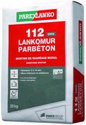 Ragréage mural 112 LANKOMUR PARBETON gris - sac de 25kg - Ragréage - Revêtement Sols & Murs - GEDIMAT