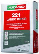 Mortier hydraulique hydrofugé prêt à gâcher 221 LANKO IMPER sac de 25kg - Vis pour plaques de plâtre PREGY TF 212 long.90mm boîte de 50 pièces - Gedimat.fr