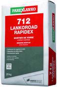 Mortier de voirie a prise rapide pour le scellement d'éléments de voirie 712 LANKOROAD RAPIDEX 25KG - Ciments - Chaux - Mortiers - Matériaux & Construction - GEDIMAT