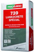 Mortier de renforcement de réseaux d'assainissement 739 LANKOCRETE SPECIAL 25kg - Ciments - Chaux - Mortiers - Matériaux & Construction - GEDIMAT