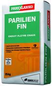 Enduit de façade PARILIEN FIN en plâtre et chaux aérienne en sac de 25kg coloris R30 - Enduits de façade - Revêtement Sols & Murs - GEDIMAT