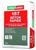 Béton pour voirie prise rapide en poudre 157 BETON RAPIDE sac 25kg - Doublage isolant plâtre PV+ polystyrène PREGYMAX 29,5 ép.13+90mm larg.1,20m long.2,60m - Gedimat.fr