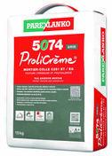 Mortier-colle 5074 PROLICREME gris - sac de 15kg - Enduits - Colles - Isolation & Cloison - GEDIMAT