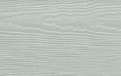 Bardage en Ciment Composite HARDIEPLANK ép.8mm larg.150mm utile (180 hors tout) long.3,60m  coloris Brume du matin - Fenêtre bois exotique lamellé collé sans aboutage isolation totale 160mm 2 vantaux ouvrant à la française vitrage transparent haut.95cm larg.1,20m - Gedimat.fr