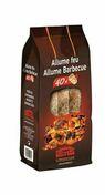 Allume feu naturel paquet de 40 - Charbon de bois sac 50L - Gedimat.fr