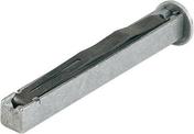 Fourreau de carré en métal diam. Int. 7mm diam. Ext. 8Mm - Quincaillerie de portes - Menuiserie & Aménagement - GEDIMAT