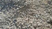 Mélange sable et gravillon de béton recyclé granulométrie 0/20 mm vendu en vrac au m3 - Plaquette de parement en terre cuite long.22cm haut.5,4cm ép.1,5cm ligne brique étirée unie coloris terre rouge - Gedimat.fr