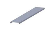 Couvertine dim.181x23cm coloris gris - Piliers - Murets - Am�nagements ext�rieurs - GEDIMAT