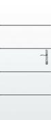 Porte seule gravée avec inserts à poser non inclus ESCALE haut.2,04m larg.83cm - Porte seule PRIMA 204x93cm chêne blanchi - Gedimat.fr