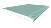 Plaque de plâtre hydrofuge AQUASUPER BA13 - 2,50X1,20m - Laine de verre GR 32 roulé revêtue kraft alu - 5,40x1,20m Ep.100mm - R=3,15m².K/W. - Gedimat.fr