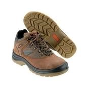 Chaussure de sécurité montantes Kapriol Sioux coloris marron taille 47 - Protection des personnes - Vêtements - Outillage - GEDIMAT