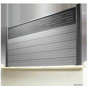 Panneau déco alu pour clôture larg.1,80m - Té cuivre à souder réduit diam.14x12x14mm 2 pièces - Gedimat.fr
