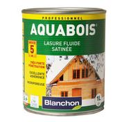 Aquabois ch�ne rustique 1L  - Traitements curatifs et pr�ventifs bois - Couverture & Bardage - GEDIMAT