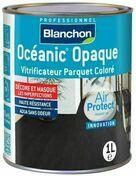 Vitrificateur monocomposant Oceanic colore opaque 1L blanc - Produits de finition bois - Peinture & Droguerie - GEDIMAT