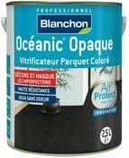 Vitrificateur monocomposant Oceanic colore opaque 2,5L gris - Produits de finition bois - Peinture & Droguerie - GEDIMAT