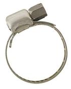Collier de serrage acier inoxydable à bande ajourée larg.8mm diam.à serrer 24 à 36mm en sachet de 2 pièces - Té laiton brut femelle à visser réf.130 diam.20x27mm 1 pièce sous coque - Gedimat.fr