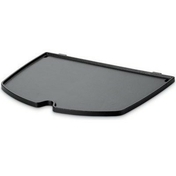 Plancha fonte WEBER pour barbecue Q2000 - Barbecues - Fours - Planchas - Plein air & Loisirs - GEDIMAT