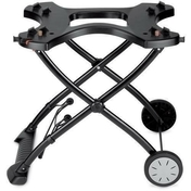 Chariot pliable WEBER pour Q1000 et 2000 - Barbecues - Fours - Planchas - Plein air & Loisirs - GEDIMAT