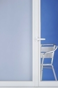 Film adhésif vitrage anti regard dépoli blanc haut.75cm long.2,50m - Radiateur à inertie fluide IPALA Blanc 500W modèle Horizontal - Gedimat.fr