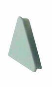 Kit d'embouts pour profil de jonction aluminium - Four micro onde encastrable ACCESSION  23 litres coloris inox - Gedimat.fr