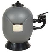Filtre à sable HAYWARD 10M3 vanne 6 voies latérale - Filtration - Aménagements extérieurs - GEDIMAT