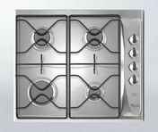 Plaque de cuisson 4 feux gaz (1000W, 2 x 1650W, 3000W) WHIRLPOOL 60cm coloris inox - Polystyrène expansé Knauf Therm TTI Th34 SE ép.150mm long.1,20m larg.1,00m - Gedimat.fr