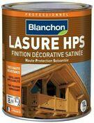Lasure HPS chêne clair - pot 1l - Traitements curatifs et préventifs bois - Peinture & Droguerie - GEDIMAT
