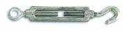 Tendeur 1 oeil + 1 Crochet acier zingué charge de travail indicative 130kg pour câble diam.8mm - Chaines - Cordes - Arrimages - Quincaillerie - GEDIMAT