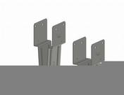 Pilier INTEGRA RENO 120mm - boite de 25 pièces - Accessoires isolation - Isolation & Cloison - GEDIMAT