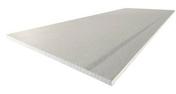 Plaque de plâtre standard PREGYPLAC BA6 - 3x1,20m - Balai de cantonnier fibres PVC vertes avec racloir en acier galvanisé semelle bois 32cm - Gedimat.fr