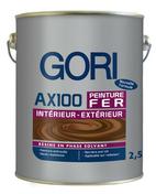 Peinture fer GORI AX100 blanc teintable brillant 2L5 - Feuille de stratifié HPL sans Overlay ép.0.8mm larg.1,30m long.3,05m décor Airelle finition Velours bois poncé - Gedimat.fr