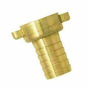 Nez de robinet en laiton à ailettes filetage femelle 20x27 pour tuyau diam.19mm - Tubes et Raccords d'alimentation eau - Plomberie - GEDIMAT
