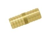 Jonction/raccord en laiton cannelé cylindrique pour tuyaux diam.19mm - Tuyaux d'arrosage - Plein air & Loisirs - GEDIMAT