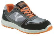 Chaussure de sécurité Kapriol Derby S3-P-HRO-SRC coloris Gris/Noir Taille 44 - Protection des personnes - Vêtements - Outillage - GEDIMAT