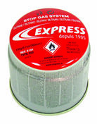 Cartouche de gaz butane Express stop gaz 190gr - Outillage du plombier - Plomberie - GEDIMAT