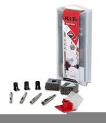Kit trépans diamant EASYGRES diam.6,8,10 and 12 mm . - Consommables et Accessoires - Outillage - GEDIMAT