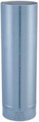 Tuyau rigide aluminié polyfeu diam.139mm long.50cm vendu à la pièce - Tubages rigides - Couverture & Bardage - GEDIMAT