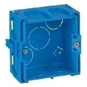 Boite d'encastrement à sceller simple profondeur diam.40mm - Modulaires - Boîtes - Electricité & Eclairage - GEDIMAT